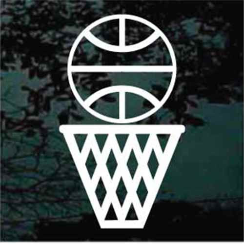 Basketball Goal Icon