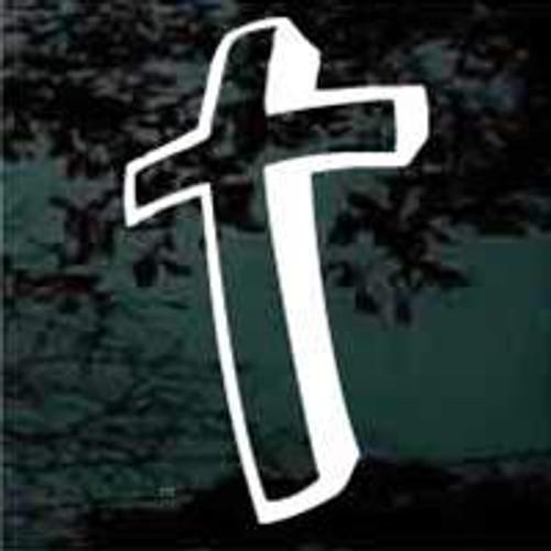 Cartoon Family Cross