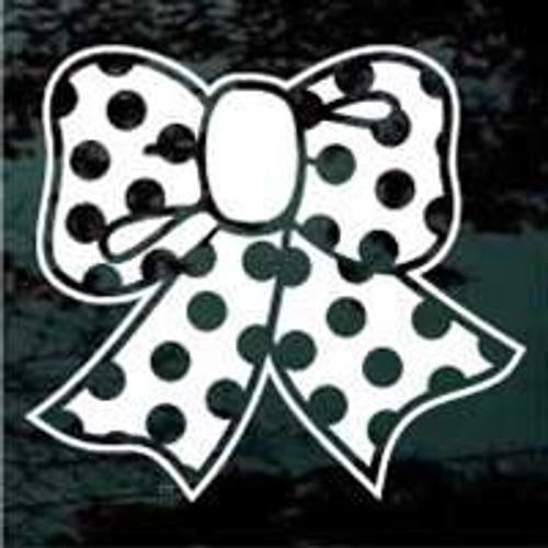 Polka Dot Bow 02