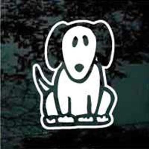 Cartoon Family Dog
