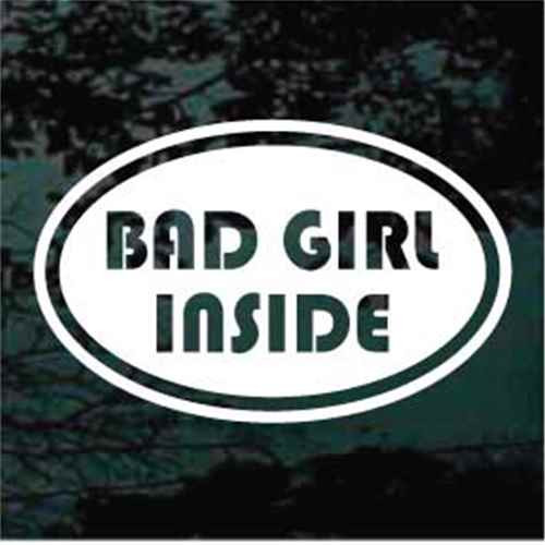 Bad Girl Inside