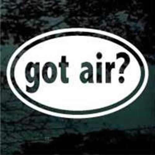 got air? Oval
