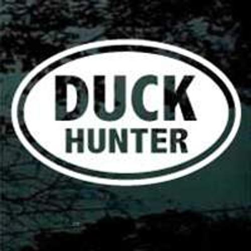 Duck Hunter Oval 02