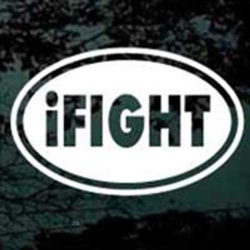 iFight Oval