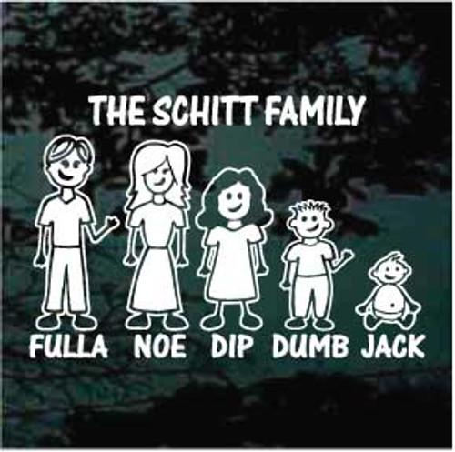The Schitt Family