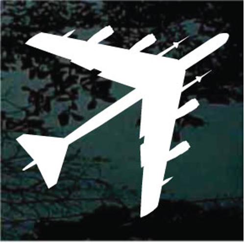 Airplane Silhouette 16 Decals