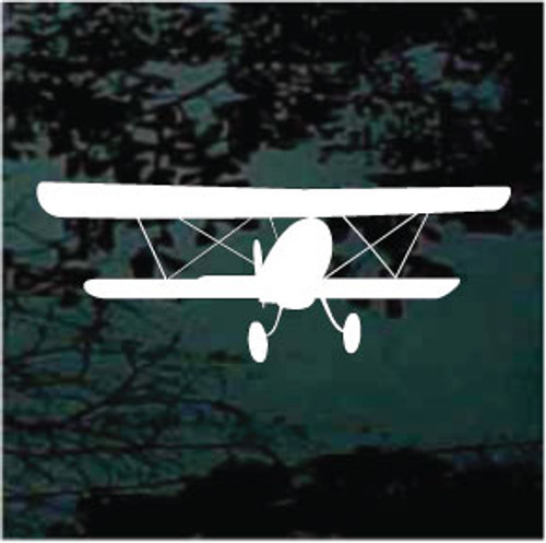 Airplane Silhouette 18 Decals