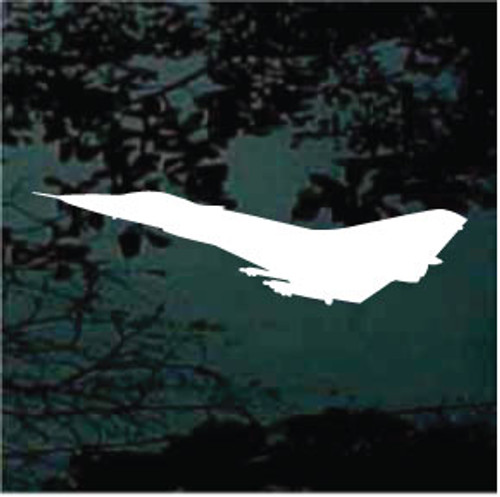 Airplane Silhouette 22 Decals