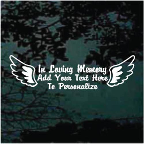 Angel Wings Memorial