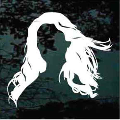 Long Flowing Hairstyle