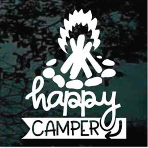 Happy Camper Campfire