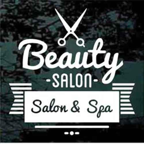 Beauty Salon & Spa Logo