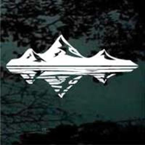 Lakeside Mountain Range