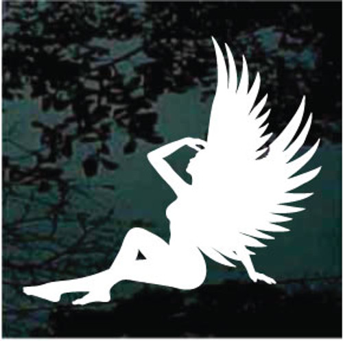 Mud Flap Girl Angel 01