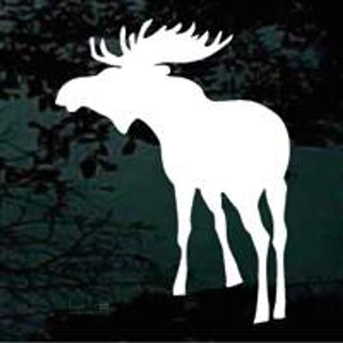 Majestic Moose Car Decals