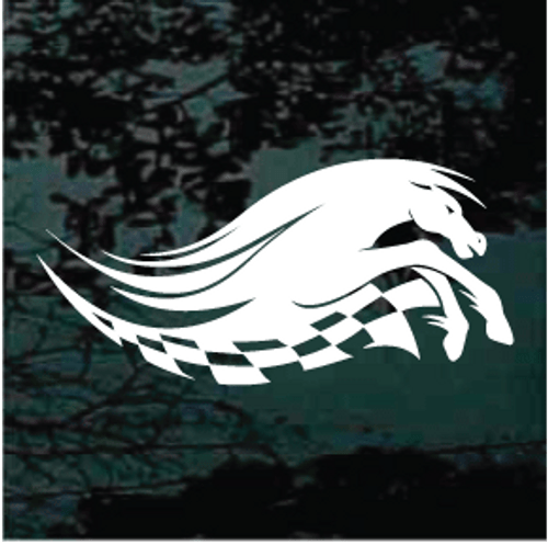 Horse Race Graphic 01