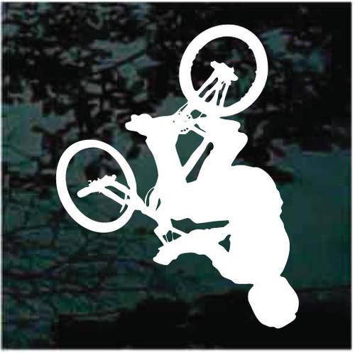 BMX Bike Riding Decals