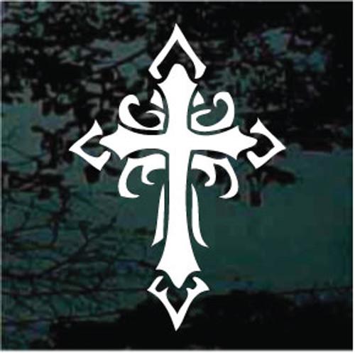 Bold Tribal Cross