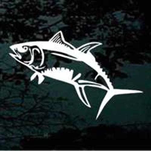 Yellowfin Tuna Fish (02)