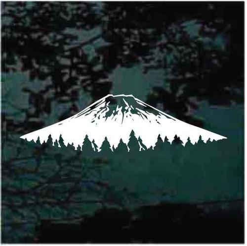Volcano Decals