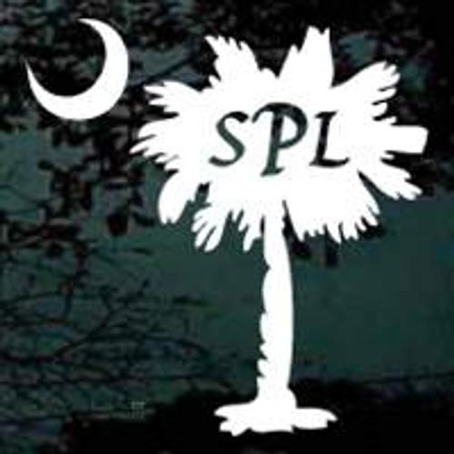 Palmetto Tree Monogram