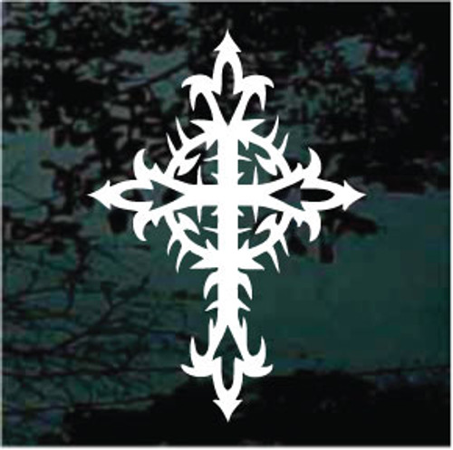Tribal Cross 07