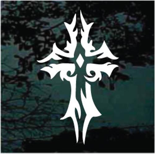 Tribal Cross 14