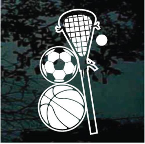 Basketball Lacrosse Soccer