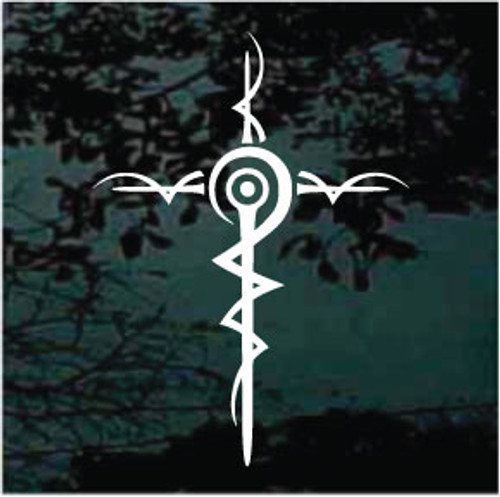 Tribal Cross 15