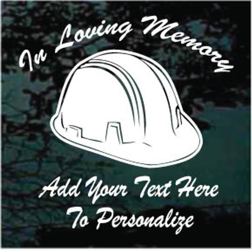 Hard Hat Memorial