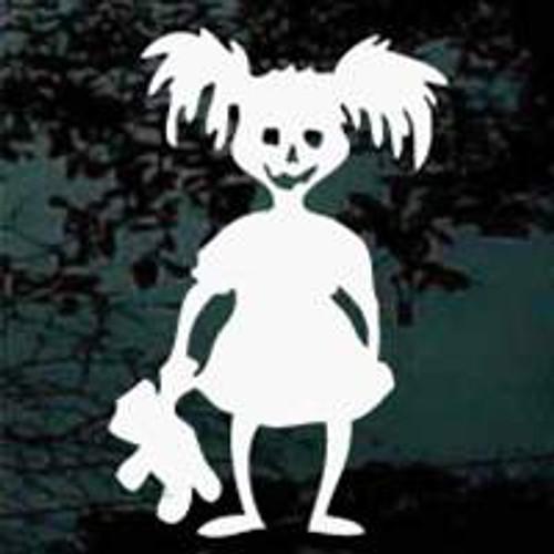 Zombie Girl 01