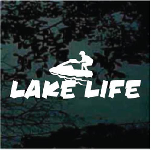 Lake Life Jet Skier
