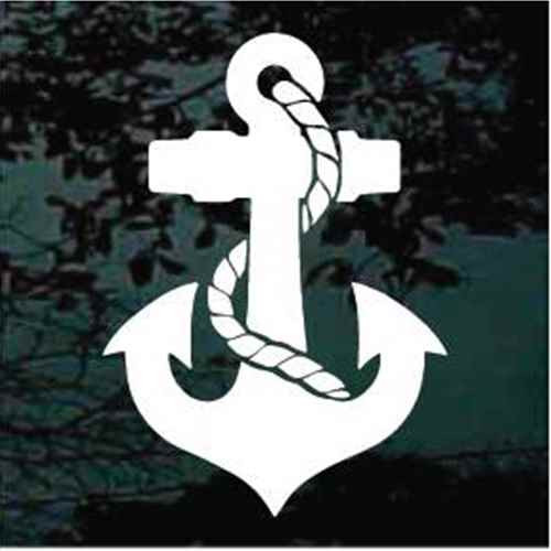 Solid Anchor With Rope