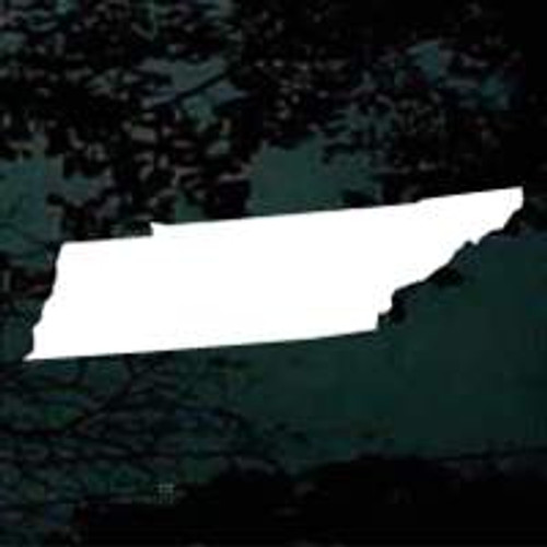 State of Tennessee Window Decal