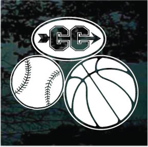 Baseball Basketball Cross Country