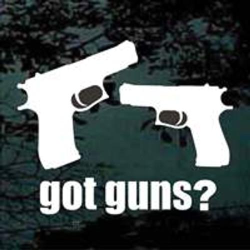 Got Guns