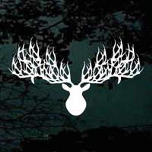 Deer Mount 100 Point Deer
