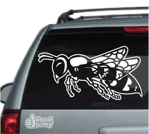 Honeybee Car Decal
