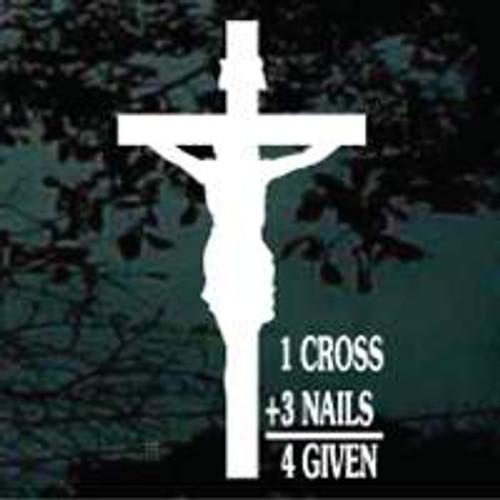 One Cross Three Nails