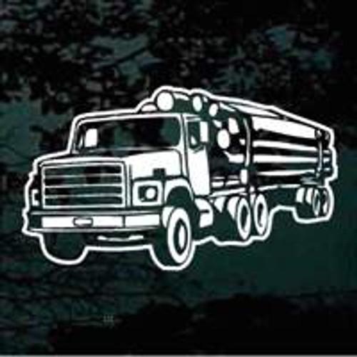 Log Truck 01