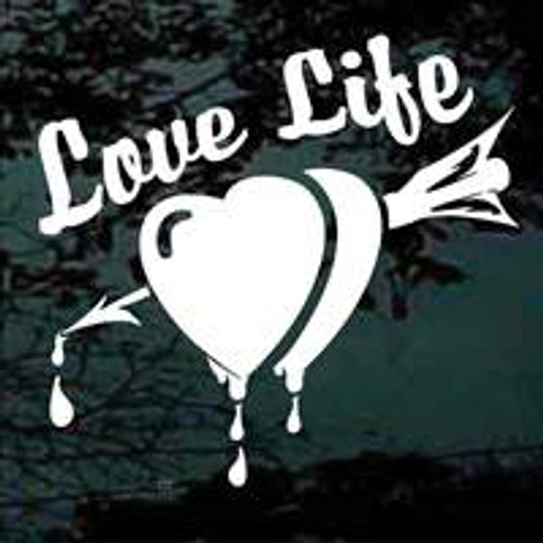 Bleeding Hearts Love Life