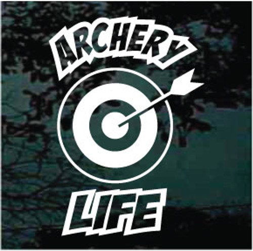Archery Life With Target