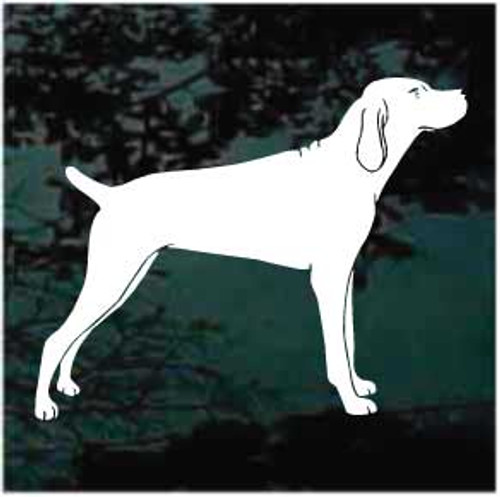 Standing Mountain Cur Decals