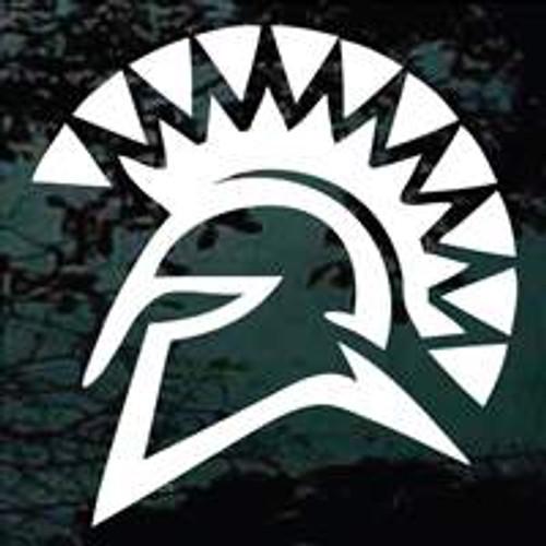 Spartan Head Custom