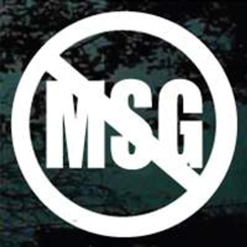MSG Allergy 01