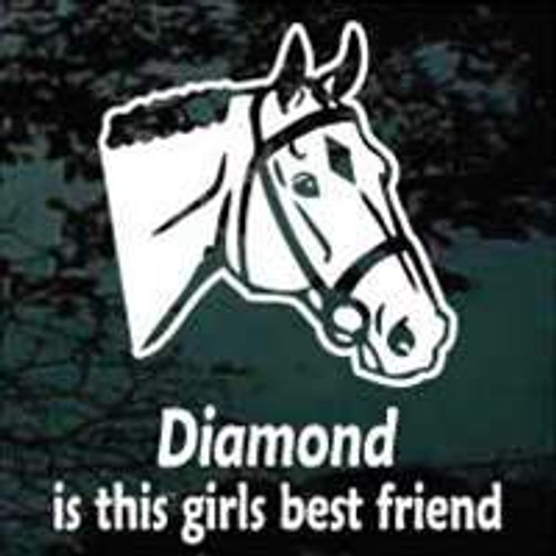 Diamond Is This Girls Best Friend Quarter Horse