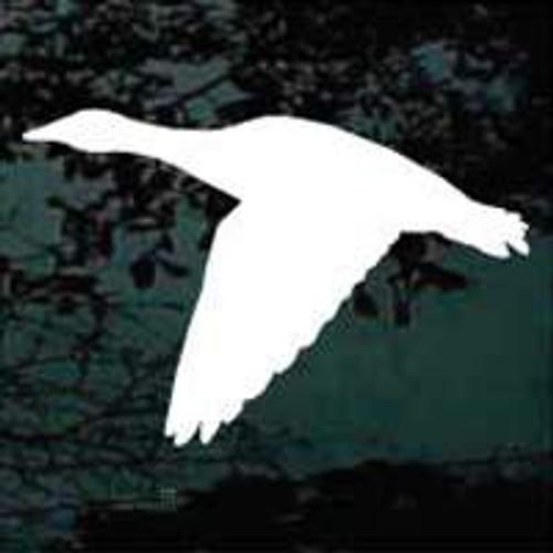 Goose Silhouette 08