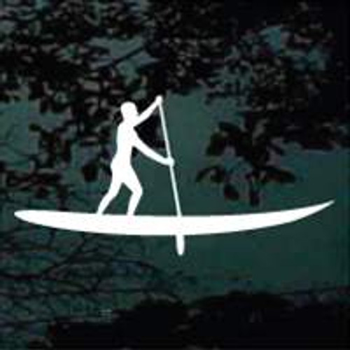 Paddleboarding 06 Decals