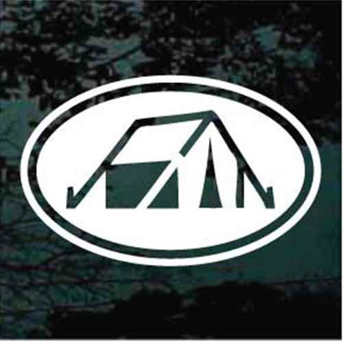 Camping Tent Oval