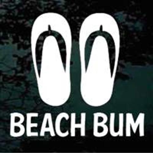 Beach Bum Boy Flip Flops